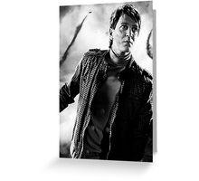 George Weasley Greeting Card