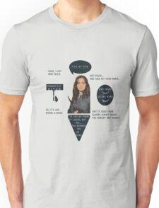 Faith Lehane - BTVS  Unisex T-Shirt