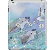 Dolphin Gifts iPad Case/Skin
