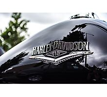 Harley-Davidson USA Photographic Print