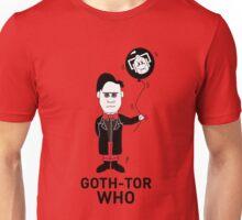GOTH DR WHO T-SHIRT Unisex T-Shirt