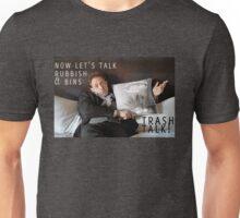 James Leary - Trash Talk Unisex T-Shirt