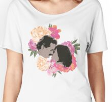 Pablo and Tata Women's Relaxed Fit T-Shirt