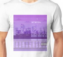 pixel city Unisex T-Shirt