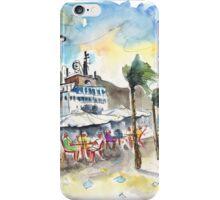 Floating Restaurant in Cartagena iPhone Case/Skin