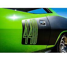 Classic Dodge 440  Photographic Print