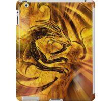 Golden Dragon iPad Case/Skin