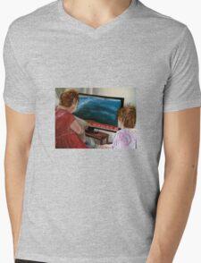 Breaking News Mens V-Neck T-Shirt