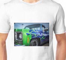 Pickup Flames  Unisex T-Shirt