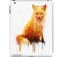 Fox 1 iPad Case/Skin