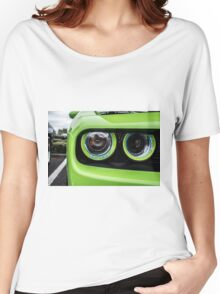 Dodge Challenger Scat Pack Women's Relaxed Fit T-Shirt