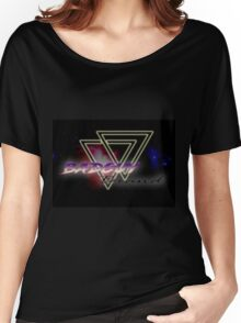 Badguy Brand Space Women's Relaxed Fit T-Shirt