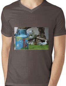 Baltic Sea Still Life Mens V-Neck T-Shirt