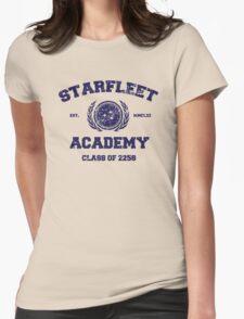 Starfleet Acadmey Class of 2258 Womens Fitted T-Shirt