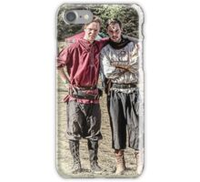 Scoundrels and Thieves iPhone Case/Skin
