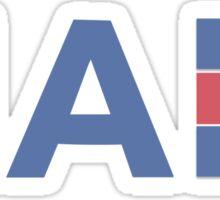 Say Nah to Hillary  Sticker