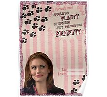 My Teenwolfed Valentine [I Would Do Plenty of Sucking Just For Your Benefit] Poster