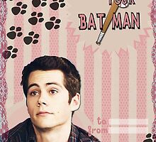 My Teenwolfed Valentine [I Will Be Your Batman] by thescudders