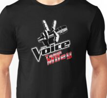 Team Miley - The Voice Unisex T-Shirt