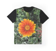 Fire Flower Graphic T-Shirt