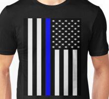 Police Flag Unisex T-Shirt