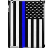 Police Flag iPad Case/Skin