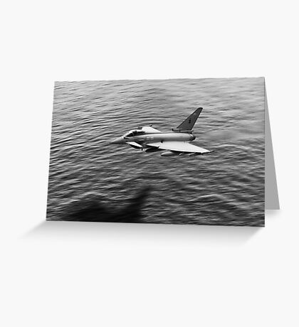 Over the Sea  Greeting Card