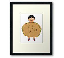 Gene (Burger) Belcher Framed Print