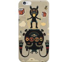 Monstertrap iPhone Case/Skin