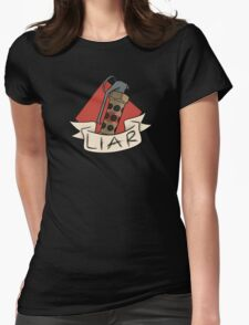 The 'Nade is a Lie Womens Fitted T-Shirt