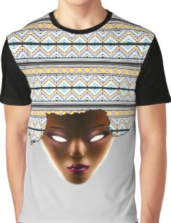 AFRO_CMYK Graphic T-Shirt
