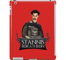 Stannis BORATheon iPad Case/Skin