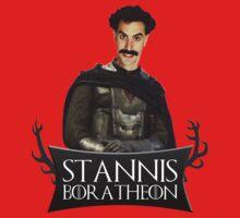 Stannis BORATheon by datthomas