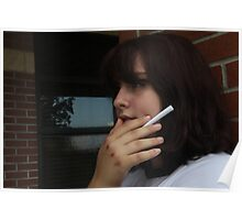 Candy Cigarettes Poster