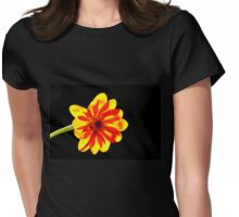Glowing Tithonia Womens Fitted T-Shirt