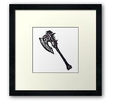 Gorehowl - Daryl Framed Print