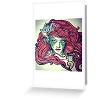 Sea Witch Greeting Card