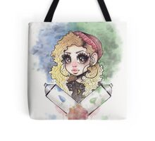 Graffiti Babe Tote Bag
