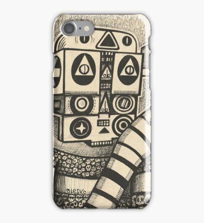 Dream of Blue Planet iPhone Case/Skin