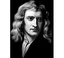 sir Isaac Newton Photographic Print