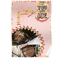 My Teenwolfed Valentine[I'd Let You Sniff Me] Poster