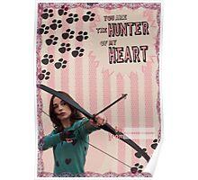 My Teenwolfed Valentine[Hunter Of My Heart] Poster