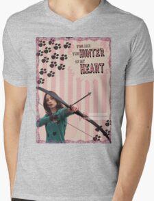My Teenwolfed Valentine[Hunter Of My Heart] Mens V-Neck T-Shirt