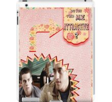 My Teenwolfed Valentine[Do You Find Me Attractive?] iPad Case/Skin