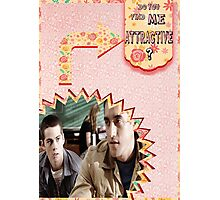 My Teenwolfed Valentine[Do You Find Me Attractive?] Photographic Print