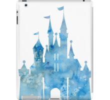 Watercolor Castle iPad Case/Skin
