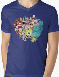 Welcome! Mens V-Neck T-Shirt