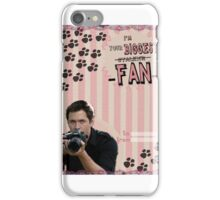 My Teenwolfed Valentine[I'm Your Biggest...] iPhone Case/Skin