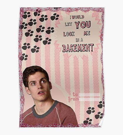 My Teenwolfed Valentine[I Would Let You Lock Me] Poster
