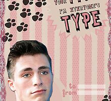 My Teenwolfed Valentine[I know I'm Your Type] by thescudders